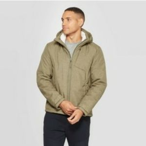 Mens hooded c9 champion